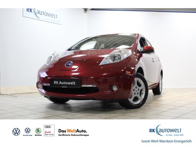 Nissan Leaf Acenta Navi Keyless Rückf. inkl Batterie!!!, Jahr 2015, Elektro