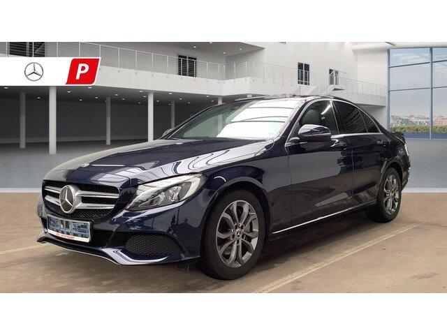 Mercedes-Benz C 250 D BLUETEC AVANTGARDE PANORAMASCHIEBEDACH, Jahr 2018, Diesel