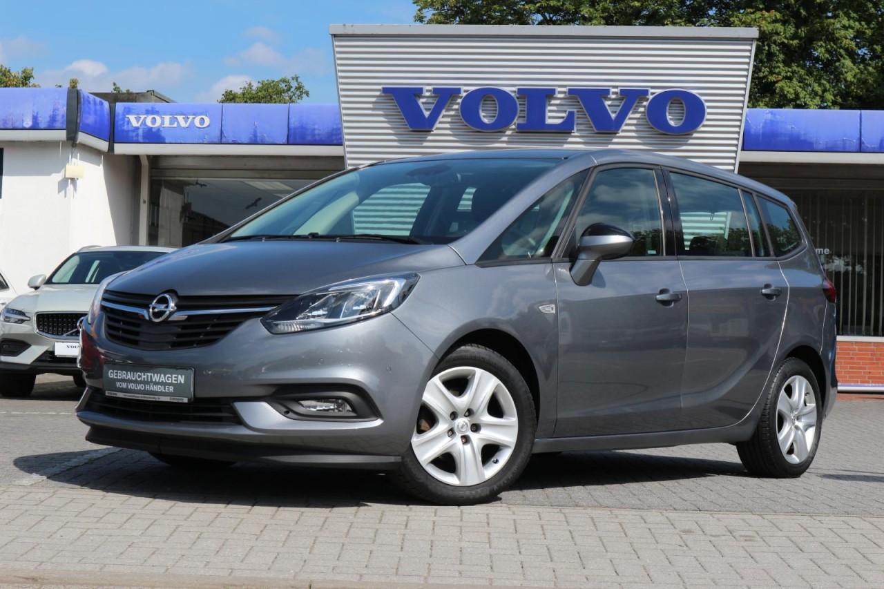 Opel Zafira C Business Ed./auto.Klima/Navi/Kamera/SHZ, Jahr 2017, Diesel