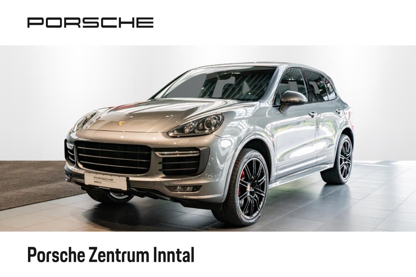 Porsche Cayenne GTS, Jahr 2015, Benzin