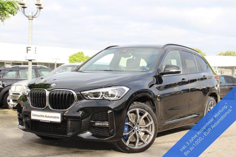 BMW X1 xDrive20d Sportpaket M Sportbr. HK HiFi DAB, Jahr 2020, Diesel
