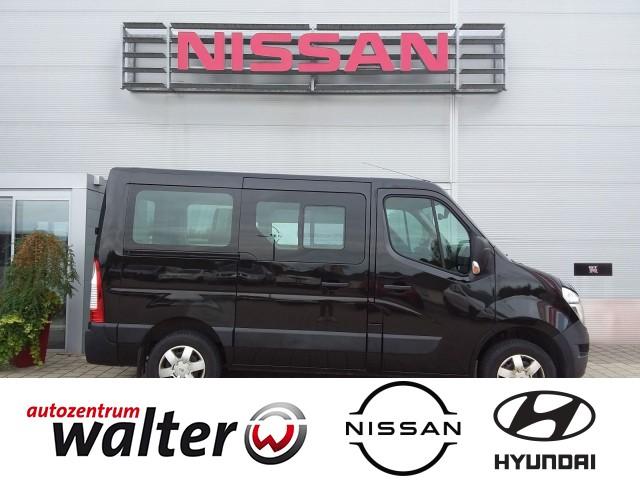 Nissan NV400 Kombi L1H1 2,8t Premium, 2.3l, EURO6, Tempomat, Jahr 2016, Diesel