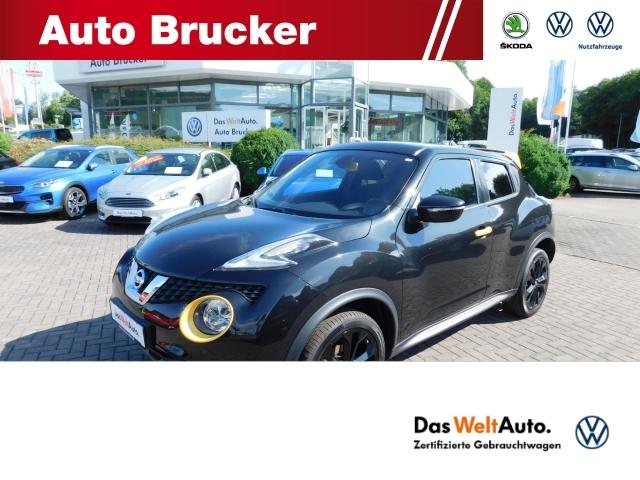 Nissan Juke N-Connecta 1.5 dCi Start-Stop-Automatik Klimaautomatik DAB, Jahr 2015, Diesel