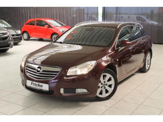 Opel Insignia A ST Active Navi/Klimaautomatik/LHZ/SHZ/PDC, Jahr 2013, Diesel