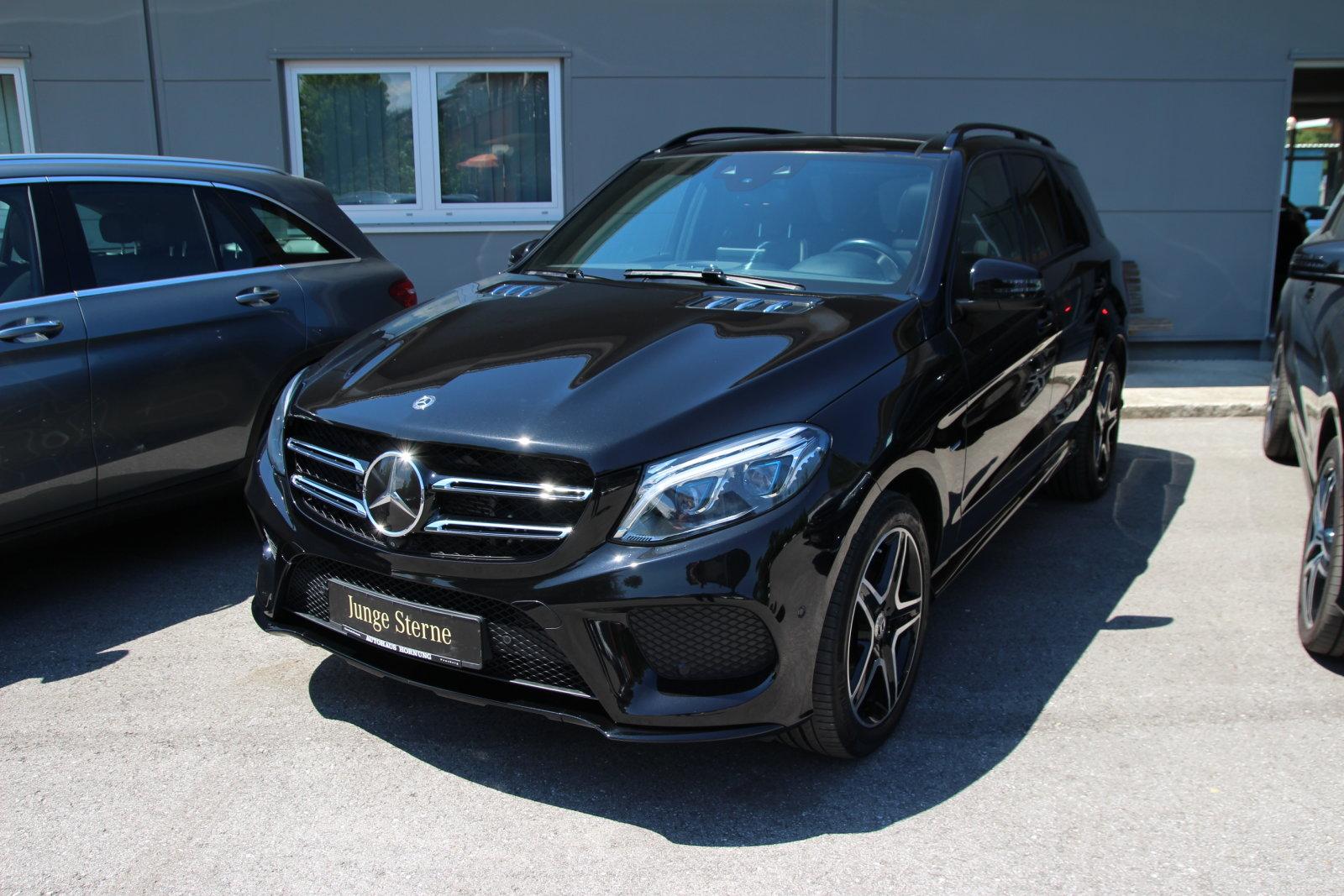 Mercedes-Benz GLE 500 e 4M/AMG Line/Airm/Memory/Night/Sound/, Jahr 2018, Hybrid