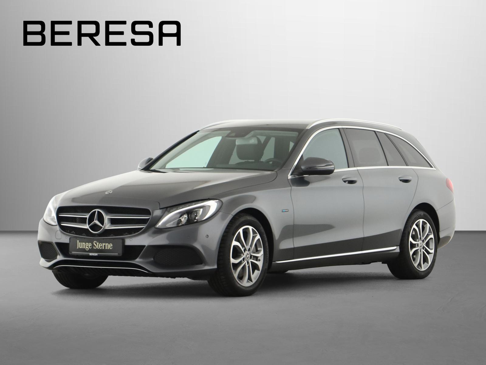Mercedes-Benz C 350 e T Avantgarde Spur-P. LED Kamera Navi, Jahr 2018, Hybrid