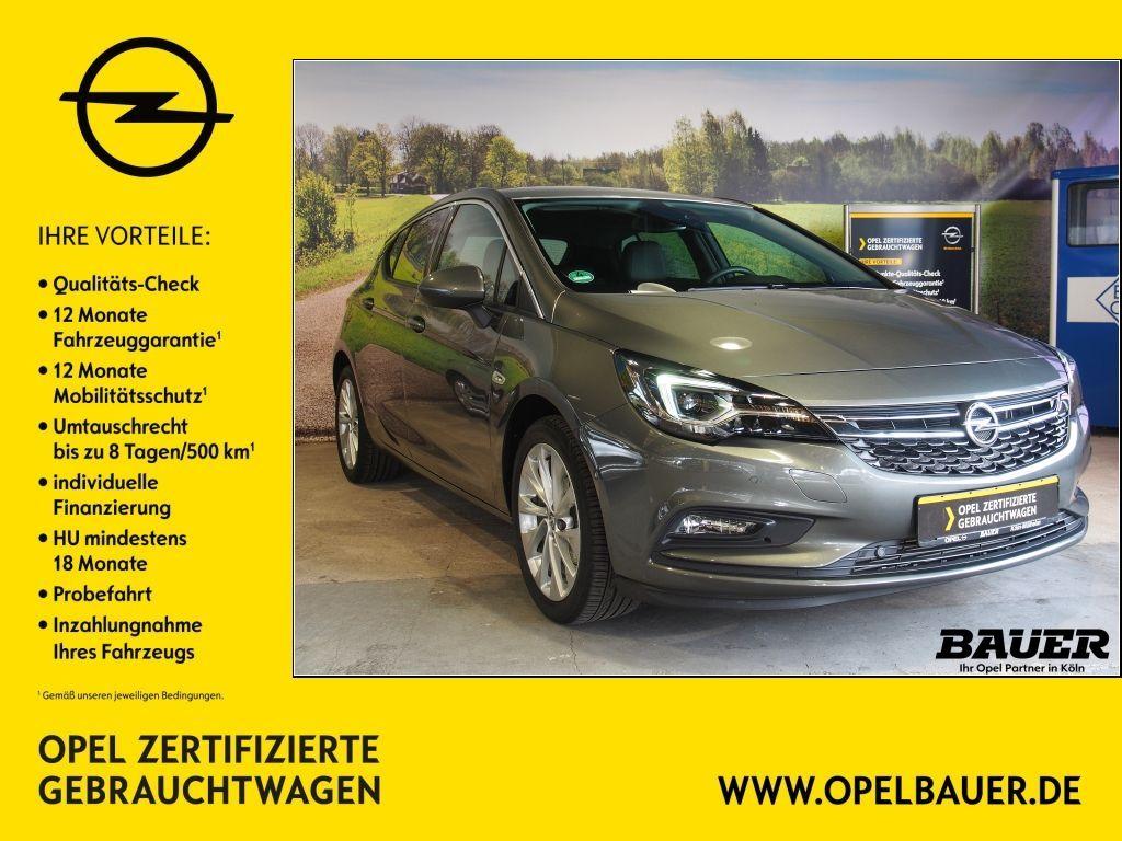 Opel Astra 1.4 Turbo Innovation, Jahr 2019, Benzin