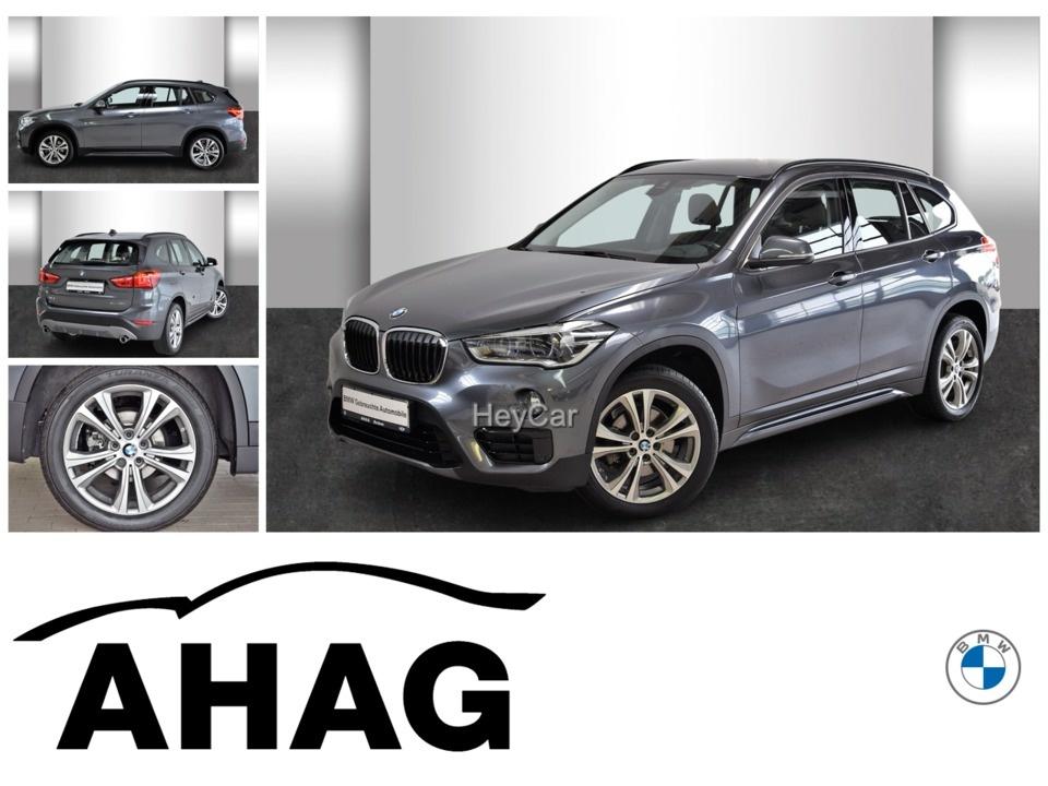 BMW X1 sDrive18d Sport Line Klimaaut. Sportsitze PDC, Jahr 2018, Diesel