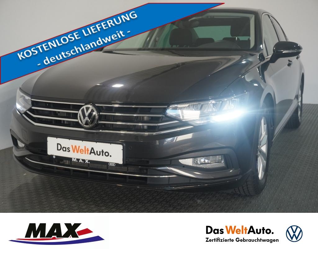 Volkswagen Passat 2.0 TDI DSG Business +LED+NAV+ACC+AHK+KAM, Jahr 2019, Diesel