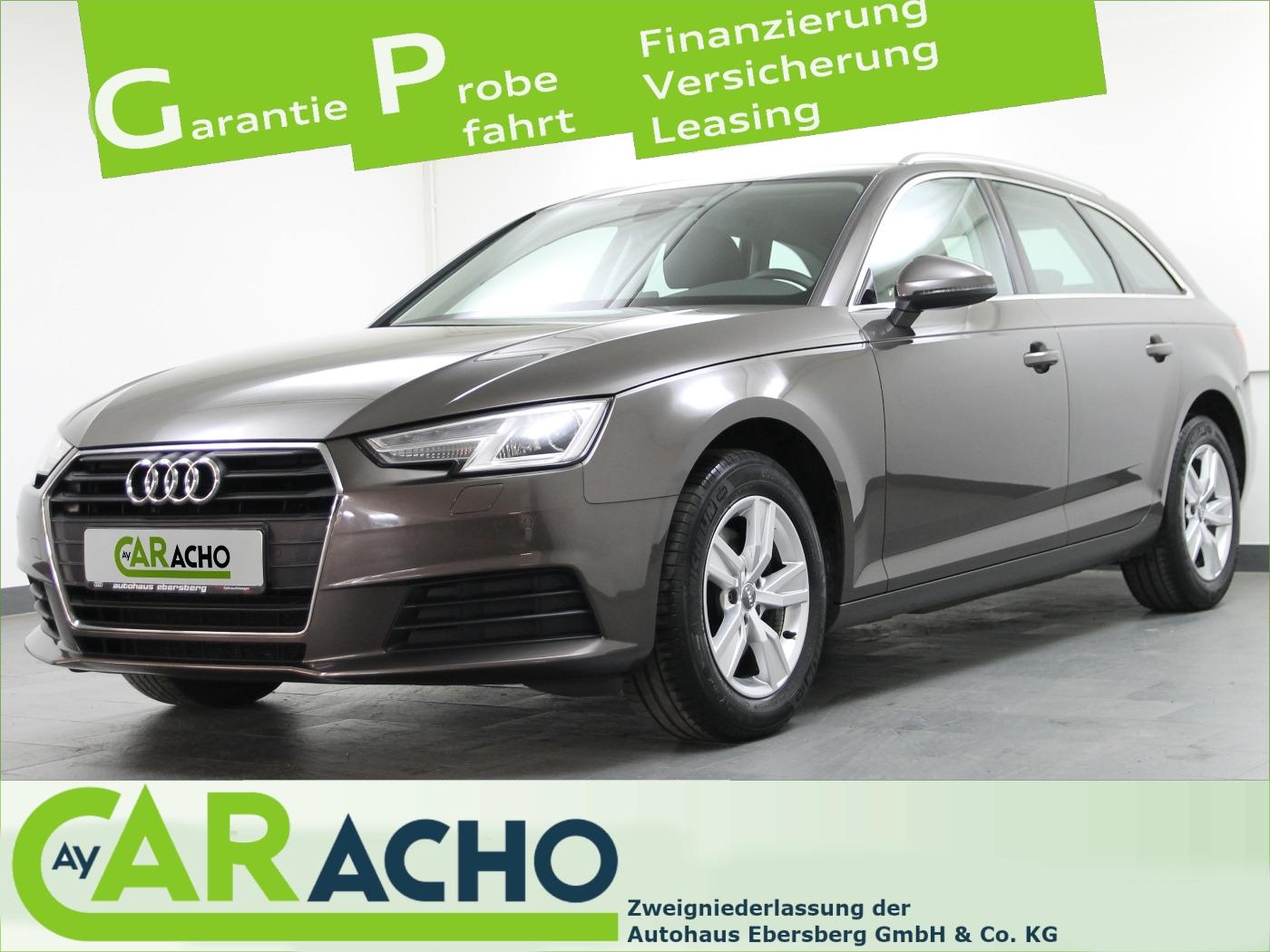 Audi A4 Avant 2.0 TDI Xen+ Nav QI PDC+ EURO6 Garantie, Jahr 2017, Diesel