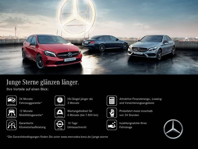Mercedes-Benz E 250 T d 9G+COMAND+360°+SHZ+LED+PDC+TOTW+EU6, Jahr 2015, Diesel