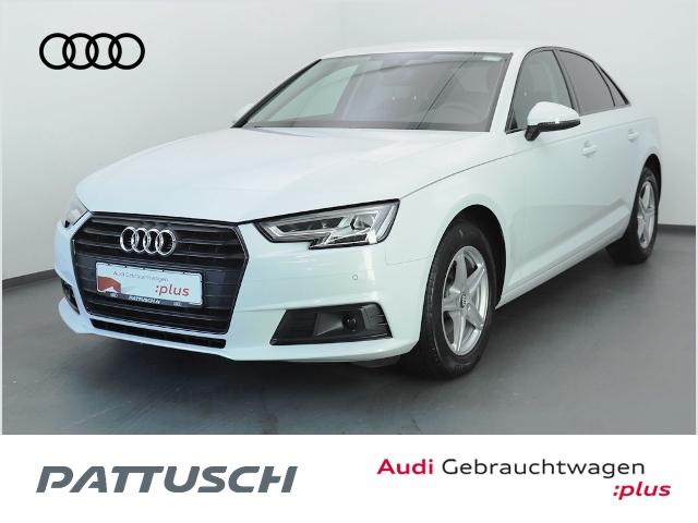 Audi A4 2.0 TDI LED Navi AHZV GRA, Jahr 2019, Diesel