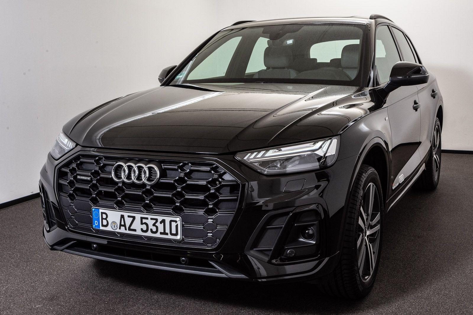 Audi Q5 S line 40 TDI quattro S tronic, Jahr 2021, Diesel