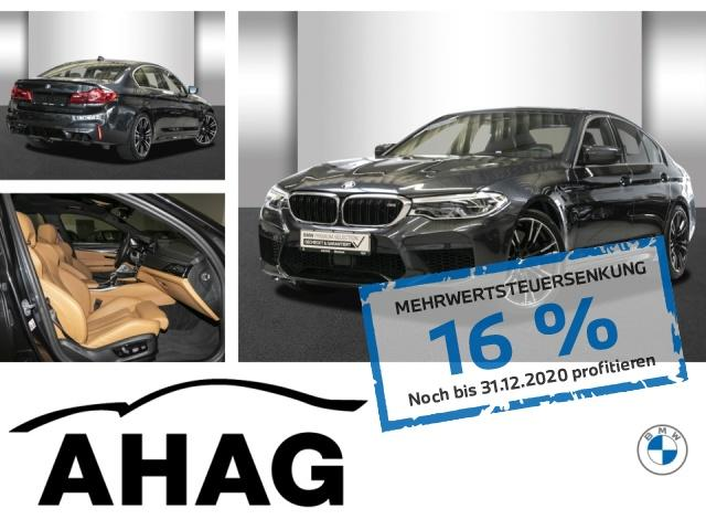 BMW M5 xDrive Navi Prof. M Drivers Package TV, Jahr 2018, Benzin