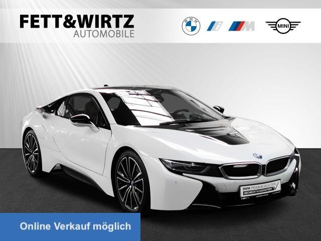 BMW i8 Coupe NaviProf Laser H&K DA HUD, Jahr 2020, Hybrid