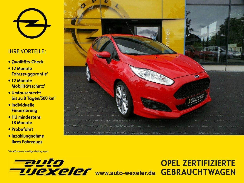 "Ford Fiesta Sport 1.0,AAC,16"",PDC,BT, Jahr 2014, petrol"
