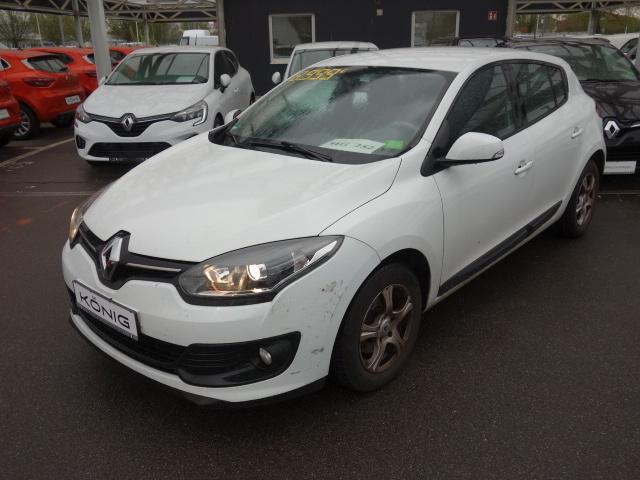 Renault Megane 1.6 16V Authentique Klimaanlage 5-Türer, Jahr 2015, Benzin