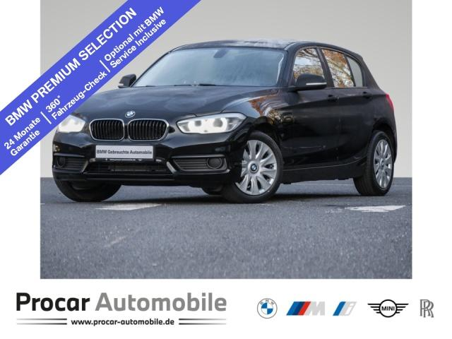 BMW 118i Navi Business Klimaaut. LED PDC Sitzh., Jahr 2017, Benzin