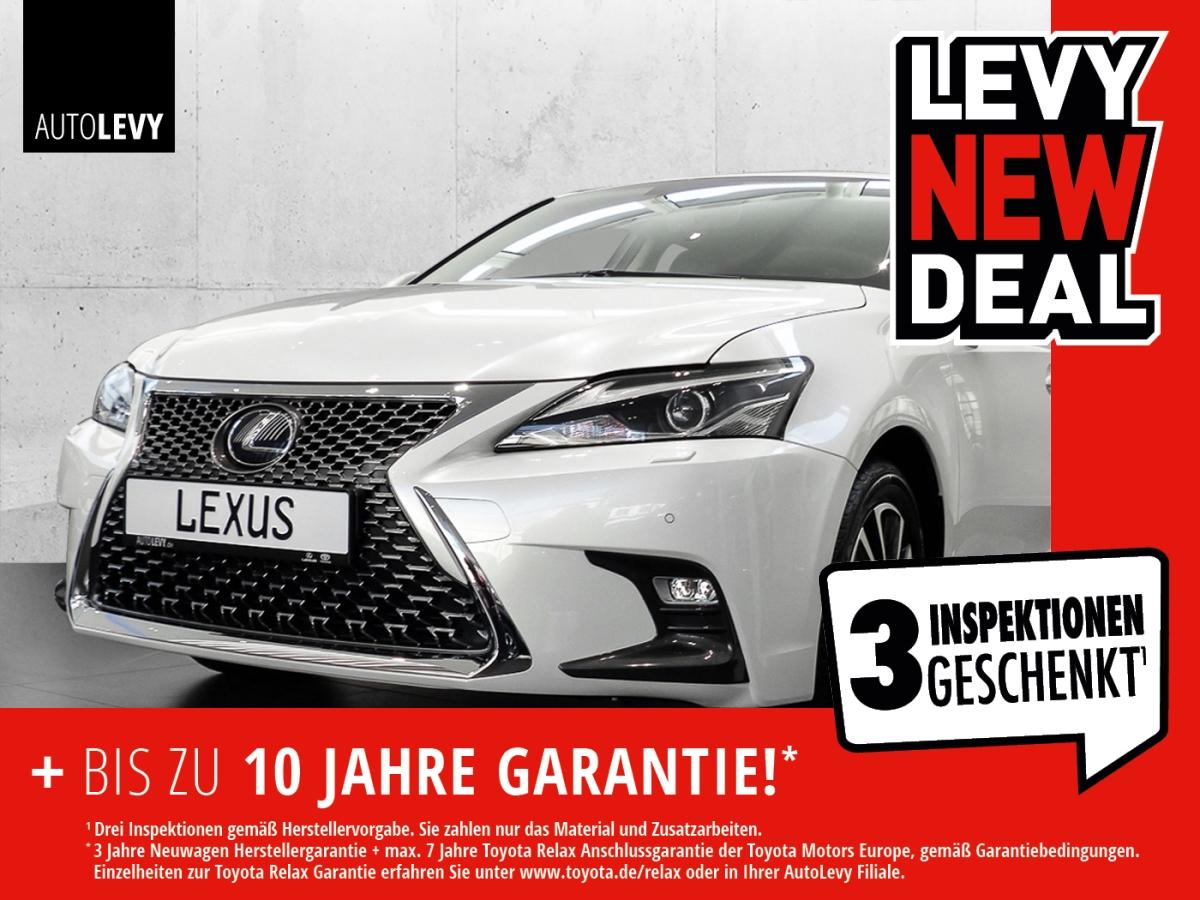Lexus CT 200h Executive Line LED-Scheinwerfer, Jahr 2020, Hybrid