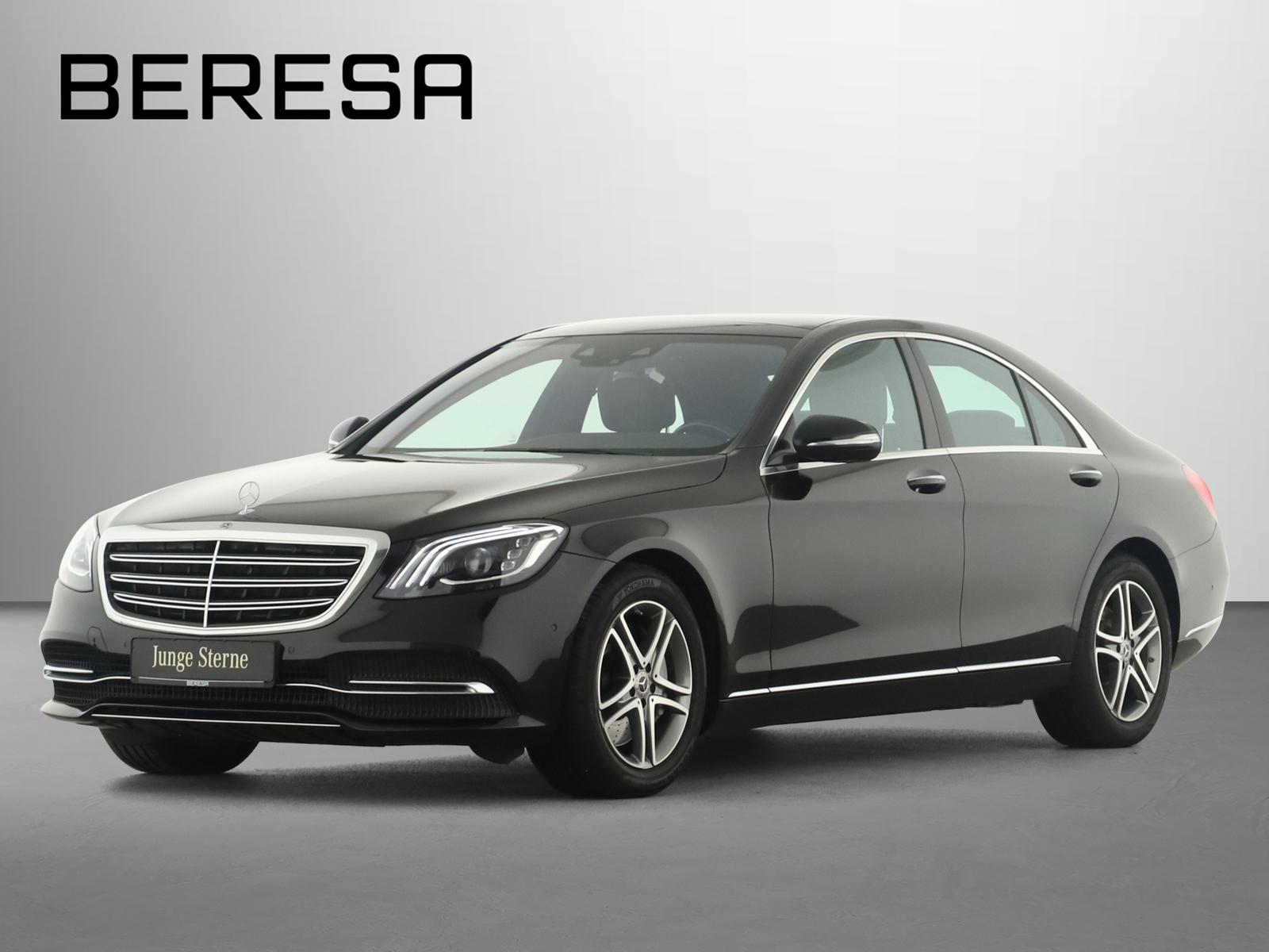 Mercedes-Benz S 400 d 4M HUD Burmester Comand Pano.-Dach LED, Jahr 2018, Diesel