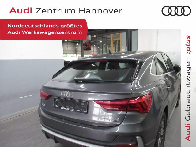 Audi Q3 Sportback 40 2.0 TFSI quattro S line, Jahr 2020, Benzin