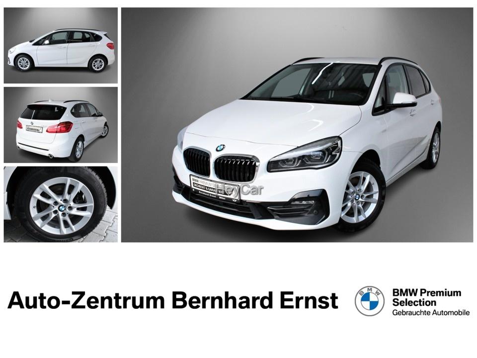 BMW 218 Active Tourer Sport Line Aut. Klimaaut. PDC, Jahr 2020, Diesel