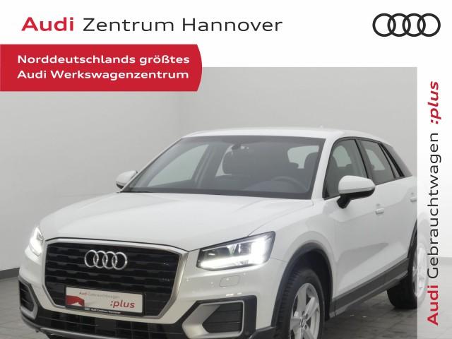 Audi Q2 1.0 TFSI sport, LED, Vorb. Navi, Kamera, Jahr 2018, Benzin