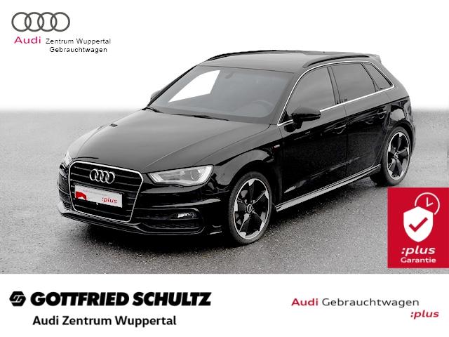Audi A3 Sportback 1.4TFSI S-LINE XEN PDC NAV SHZ BT DRI Ambition, Jahr 2015, Benzin