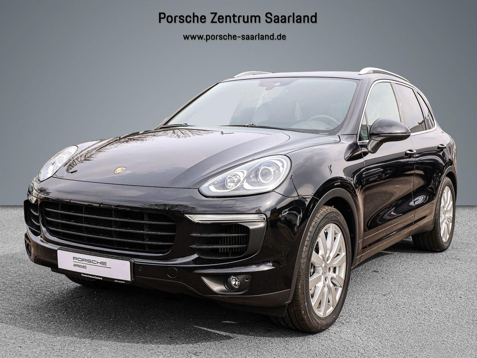 Porsche Cayenne Diesel Standh.Sitzh.vo und hi, Jahr 2016, Diesel