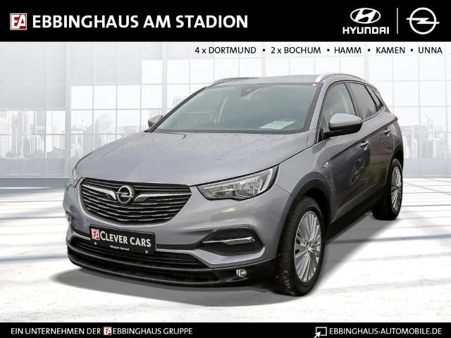 Opel Grandland X Edition 1.2 Turbo Fernlichtass. LED-hinten LED-Tagfahrlicht Beheizb. Frontsch., Jahr 2017, Benzin