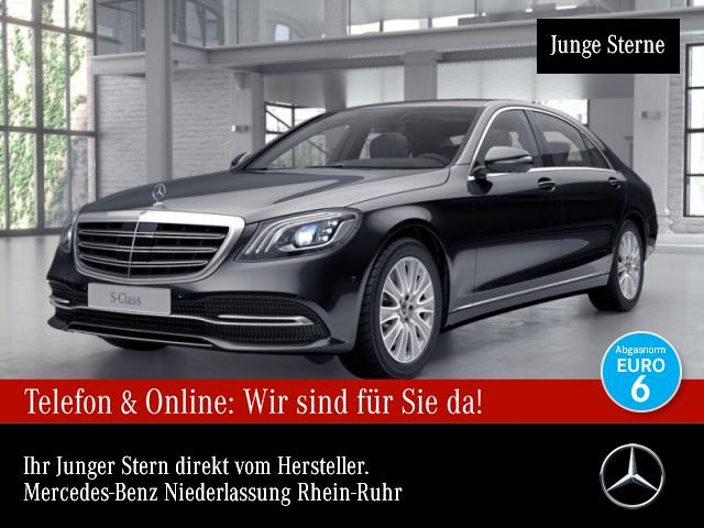 Mercedes-Benz S 560 L 4M Nachtsicht 360° Stdhzg Multibeam Distr, Jahr 2017, Benzin