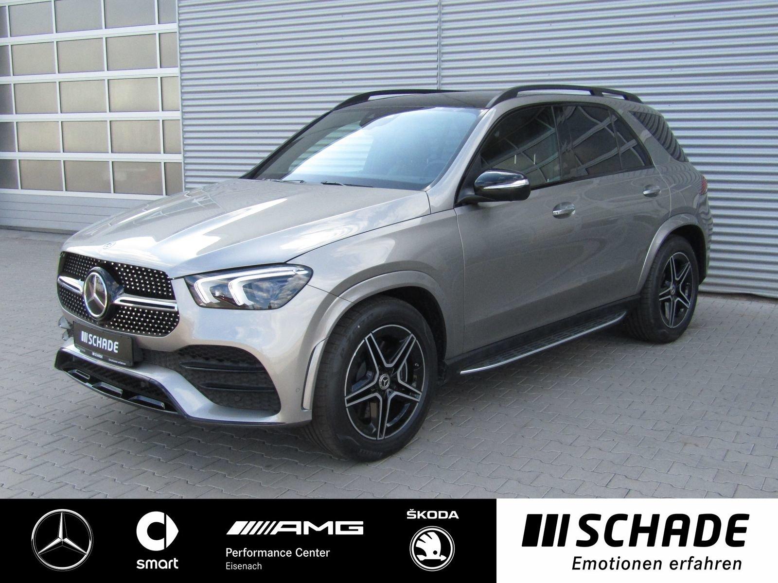 Mercedes-Benz GLE 300 d 4M AMG Burmester*AHK*360°*Widescreen*, Jahr 2019, Diesel