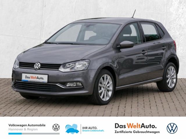 Volkswagen Polo 1.2 TSI Highline Navi Klima, Jahr 2017, Benzin