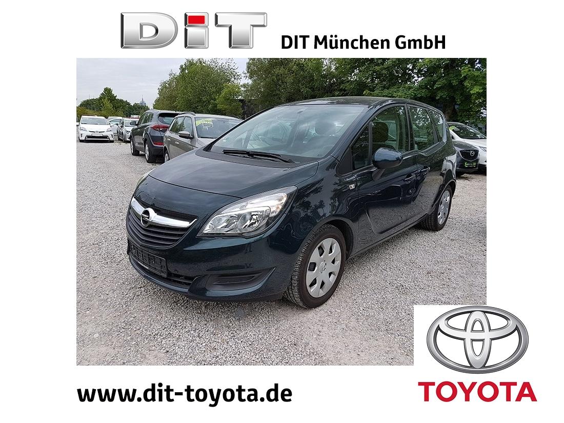 Opel Meriva B 1.4 Turbo Edition *SHZ*Tempomat*, Jahr 2014, Benzin