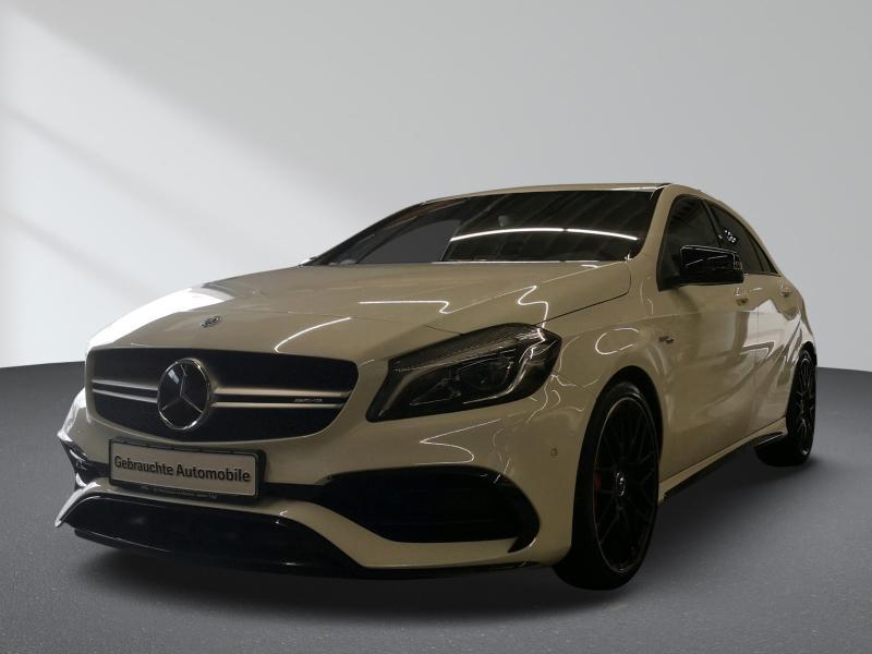 Mercedes-Benz AMG A 45 4Matic LED Distronic Kamera Navi, Jahr 2017, Benzin