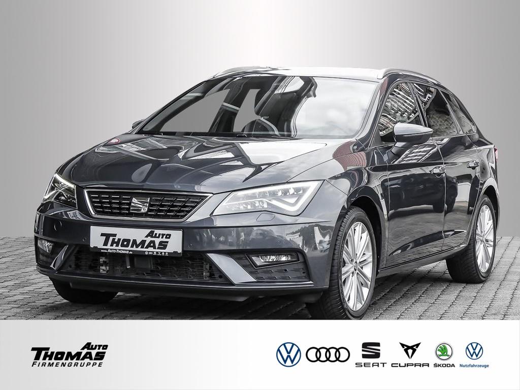"Seat Leon Sportstourer ""Xcellence"" 1.5 TSI LED+NAVI, Jahr 2020, petrol"