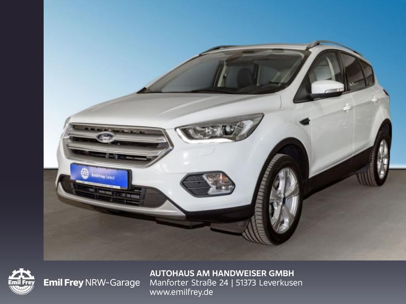 Ford Kuga 1.5 EcoBoost 2x4 Titanium, Winter-Paket, Design-Paket, Key Free-Paket, Jahr 2018, Benzin