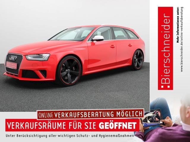 Audi RS4 4.2 FSI 20 LEDER NAVI XENON PANO, Jahr 2015, Benzin