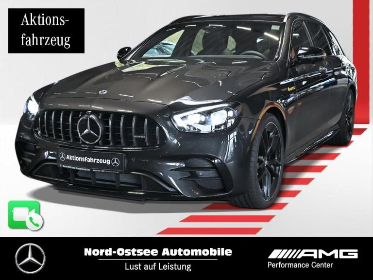 Mercedes-Benz AMG E 53 4MATIC+ T FAHRASSIST-PLUS AHK PANO, Jahr 2020, Benzin