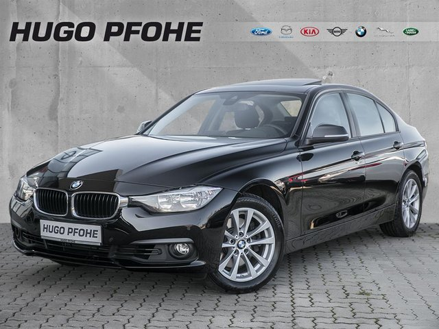 BMW 325 d Aut. Advantage Navigation / Schiebedach, Jahr 2017, Diesel