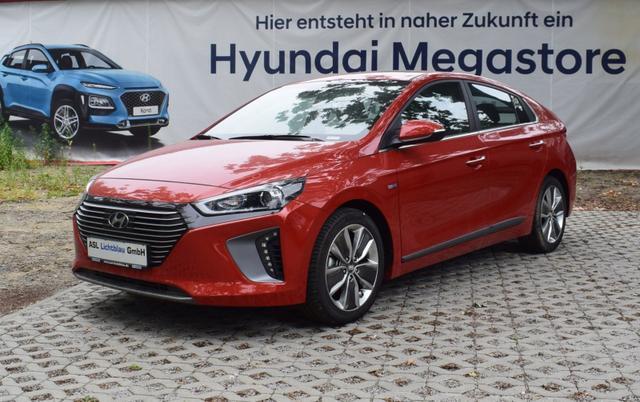 Hyundai IONIQ 1.6 GDi Style Schiebedach Navi LMF17 LH..., Jahr 2018, Hybrid
