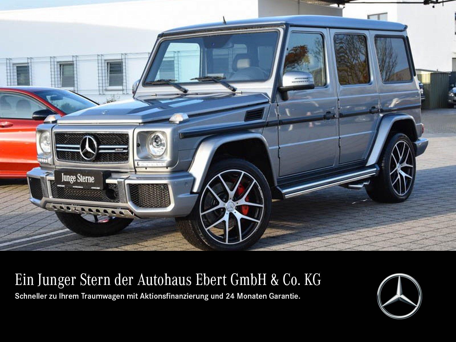 Mercedes-Benz G 63 AMG Exclusive Edition COMAND+ESHD+STDHZG, Jahr 2017, Benzin