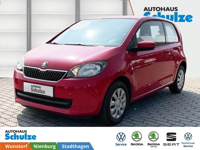 Skoda Citigo 1.0 Ambition Klimaanlage, CD, AUX, Jahr 2013, Benzin