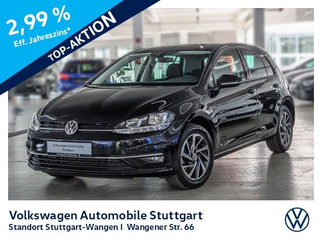 Volkswagen Golf Sound 1.5 TSI DSG Navi ACc SHZ PDC, Jahr 2017, Benzin