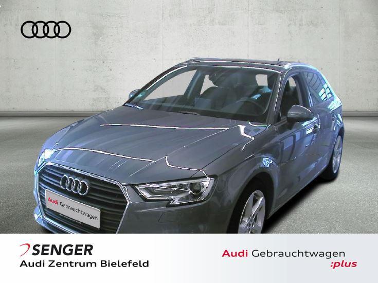 Audi A3 Sportback Sport 30 TDI Navi Anfahrassistent, Jahr 2019, Diesel