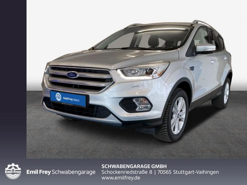 Ford Kuga 1.5 EcoB 2x4 Titanium WinterP EasyDriverII, Jahr 2019, Benzin