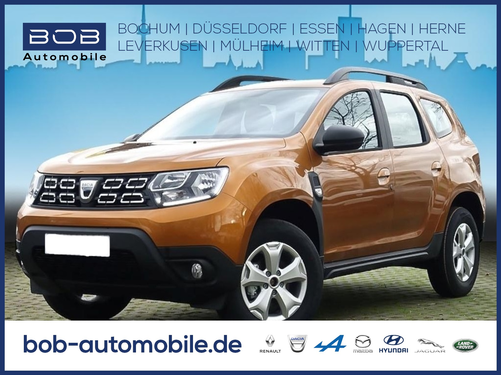 Dacia Duster Comfort TCe 100 ECO-G LPG SHZ PDC KLIMA, Jahr 2020, LPG