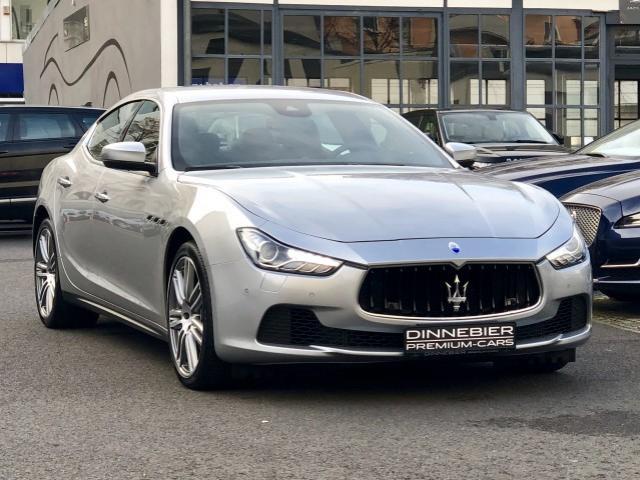 Maserati Ghibli Sport Pack. Premium Pack | Berlin, Jahr 2017, Diesel