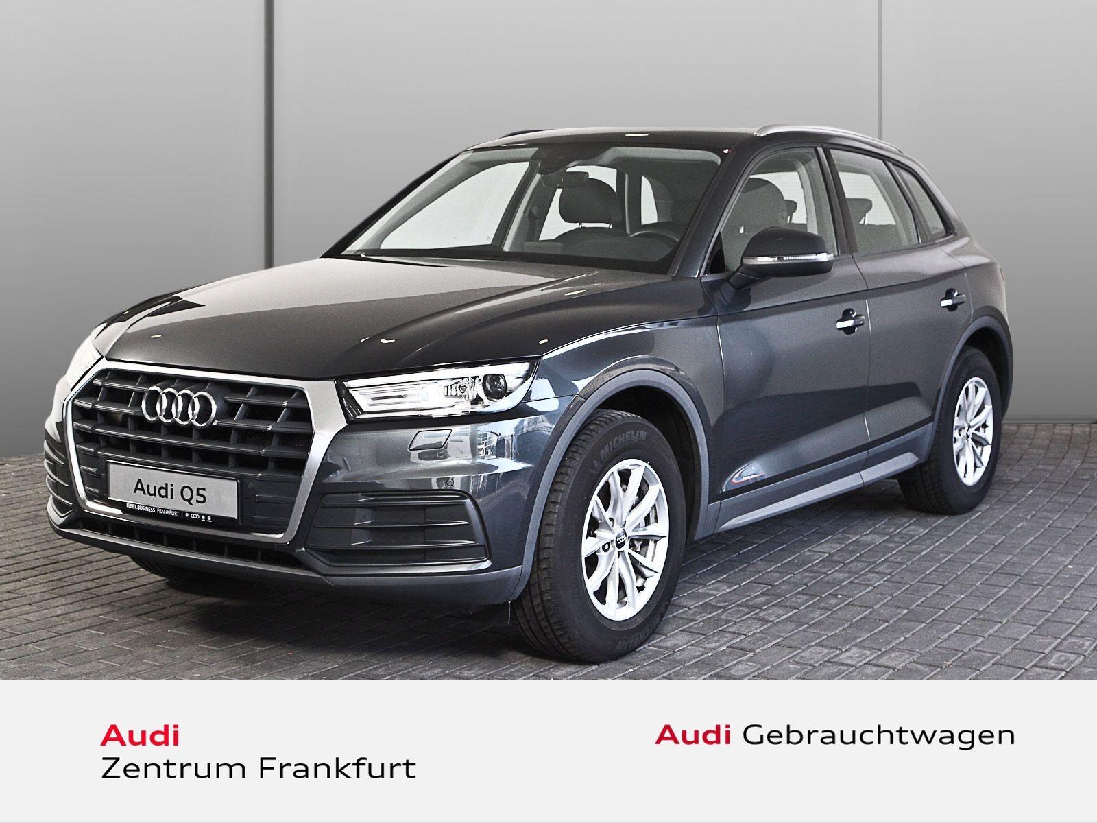 Audi Q5 2.0 TDI Navi PDC Xenon Tempomat Klima Sitzheizung, Jahr 2017, Diesel