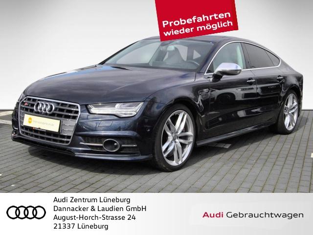 Audi S7 Sportback 4.0 TFSI quattro Alu Matrix-LED, Jahr 2017, Benzin